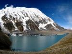 Lago Tilicho en el Annapurna (Nepal)