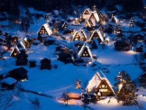 Noche fría de invierno