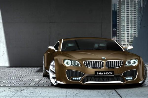 BMW 860 CSi
