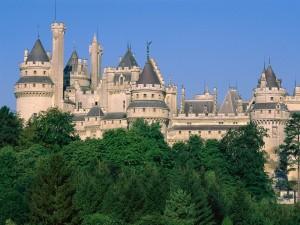 Castillo de Pierrefonds (París, Francia)