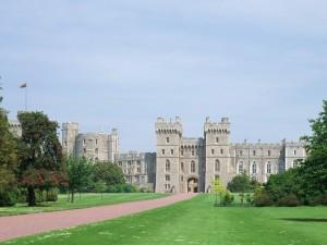 Castillo de Windsor, Berkshire (Reino Unido)
