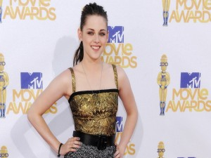 Kristen Stewart en los MTV Movie Awards 2010