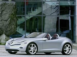 Mercedes SLA