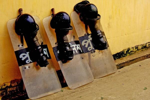 Escudos policiales