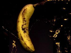 Postal: Plátano maduro