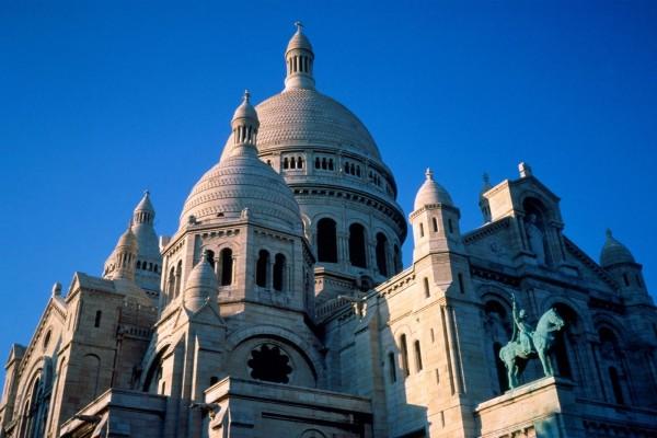 Basílica del Sagrado Corazón de Montmartre, París