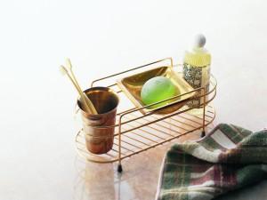 Cepillos de dientes y jabón