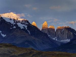 Postal: Torres del Paine