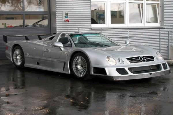 Mercedes Benz CLK GTR