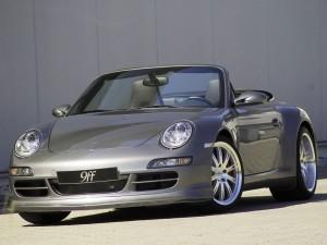 Porsche Turbo Cabrio 9ff