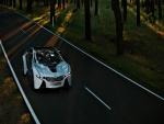 BMW i8, en la carretera