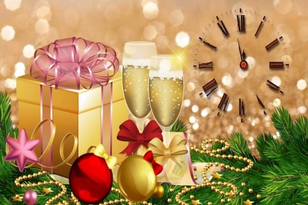 Esperando el Año Nuevo