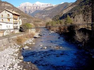 Postal: El río Ara