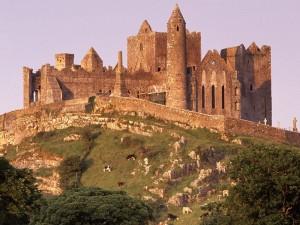 Postal: Castillo Roca de Cashel, Irlanda