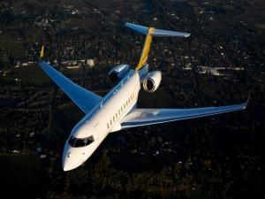 Bombardier Global Express 5000, avión de negocios