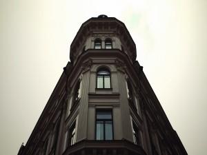 Ventanas en un edificio