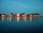 Viviendo a orillas de un lago