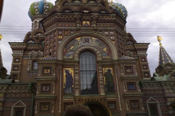 Iglesia del Salvador sobre la sangre derramada (San Petersburgo, Rusia)