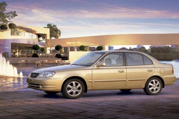 Hyundai Accent (2004)