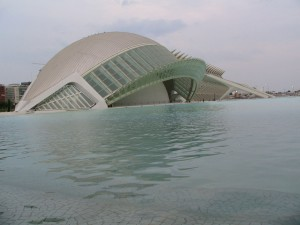 L'Hemisferic, Ciudad de las Artes y las Ciencias de Valencia (España)