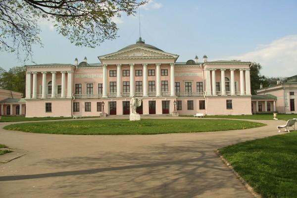 Palacio de Ostankino, Moscú