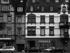Postal: Edificio de viviendas