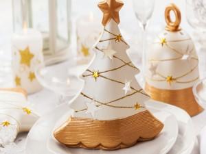 Elementos decorativos para Navidad y Año Nuevo