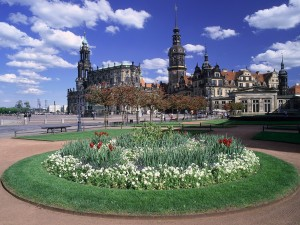 Postal: Dresden, Alemania