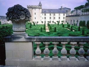 Castillo de Villandry, Francia