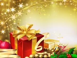 Postal: Fondo de Navidad