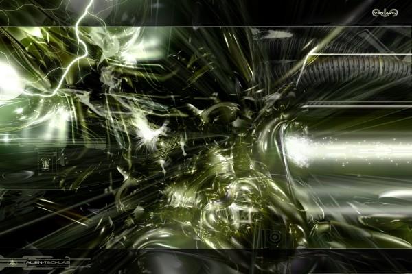 Vantaris, Alien Tech Lab