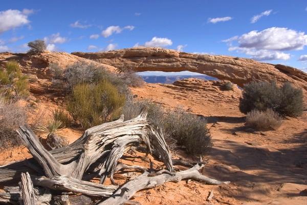 Mesa Arch en el Parque Nacional Canyonlands, Utah