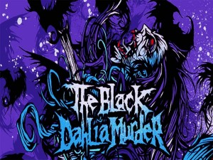 Postal: The Black Dahlia Murder