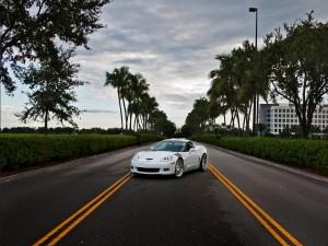 Postal: Corvette Z06