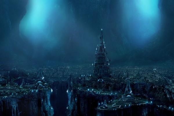 Ciudad subterránea