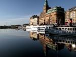 Barcos en Estocolmo, Suecia