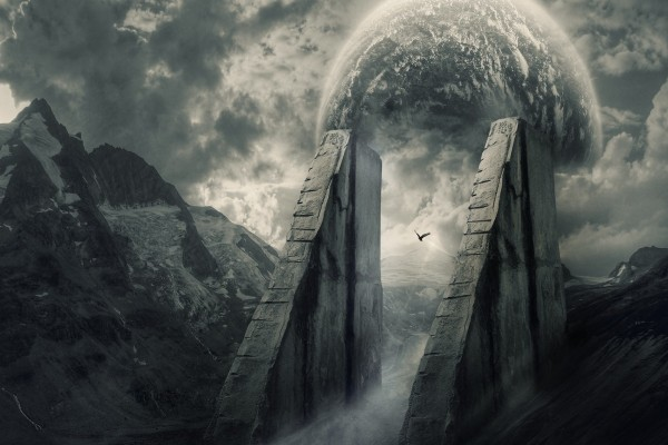 Imponentes muros de piedra