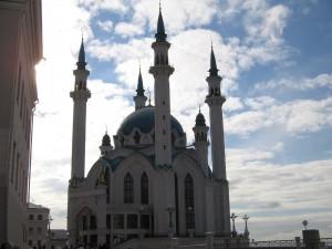 Postal: Mezquita Qol-Sarif