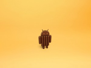 Postal: Android Kit Kat