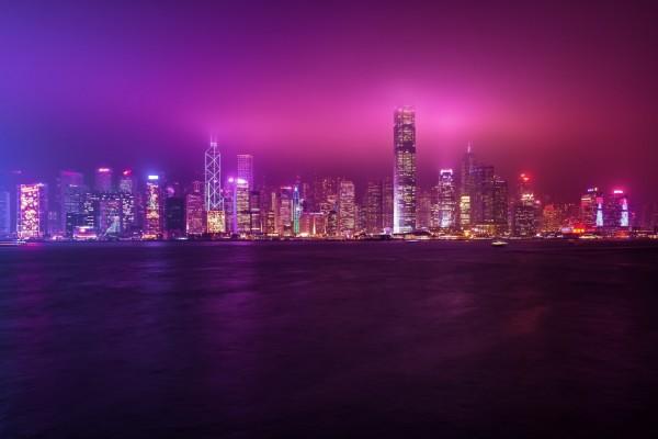 Colores de Hong Kong