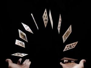 Jugando con naipes