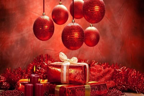 Los regalos para Navidad