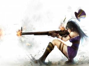 Caitlyn (LOL, League of Legends)