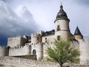 Castillo de Simancas, Valladolid (España)