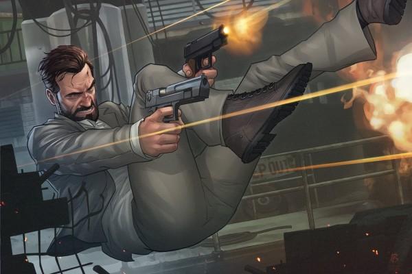 Max Payne 3 (fan art)