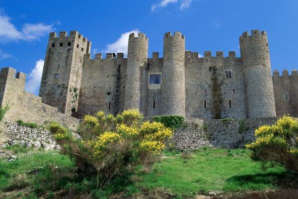 Castillo de Óbidos, Portugal