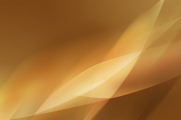 Fondo abstracto en colores dorados