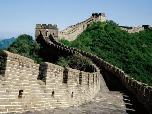 Paseo por la Gran Muralla China