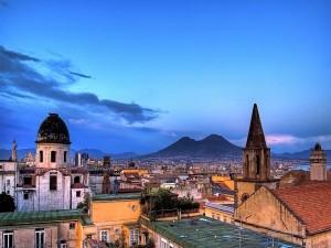 Los tejados de una ciudad