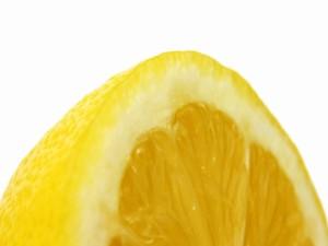 Postal: Las partes de un limón